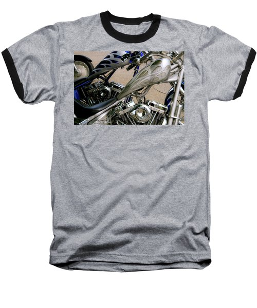 Twins, Fraternal Baseball T-Shirt