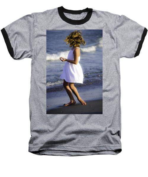 Twirling  Baseball T-Shirt