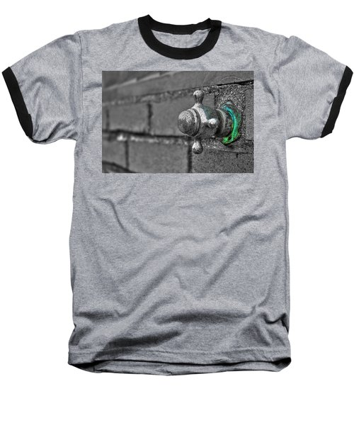 Twist And Turn Baseball T-Shirt