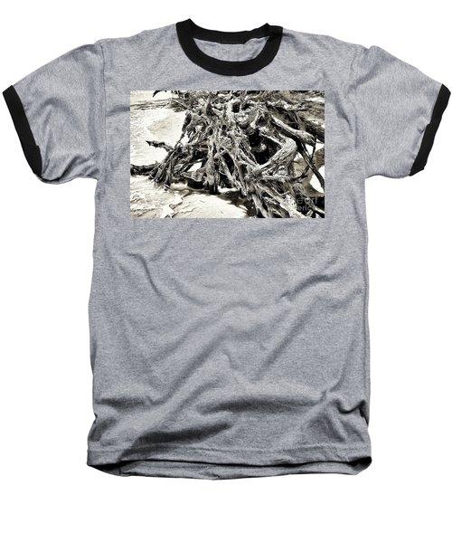 Twisted Driftwood Baseball T-Shirt