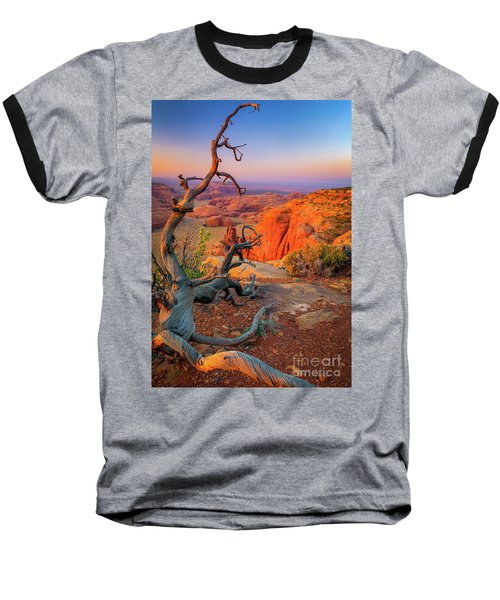 Twisted Remnant Baseball T-Shirt