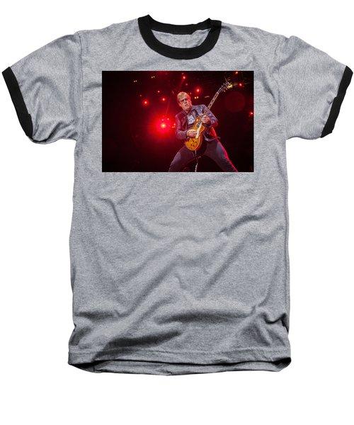 Twisted Sister - Jay Jay French Baseball T-Shirt