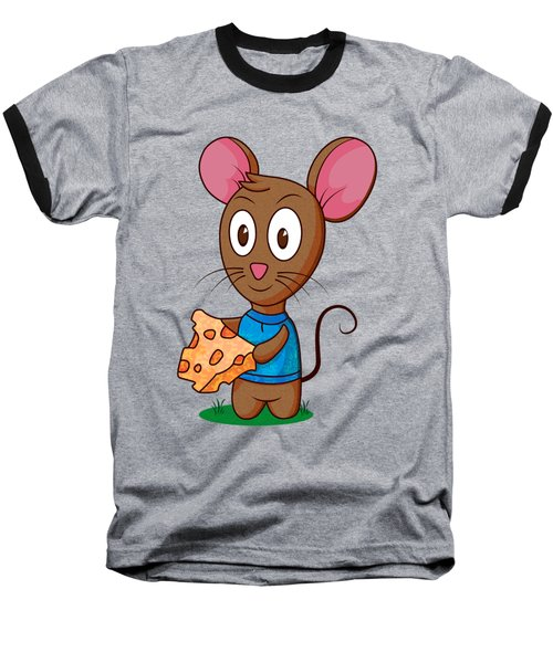 Twitch The Mouse Baseball T-Shirt