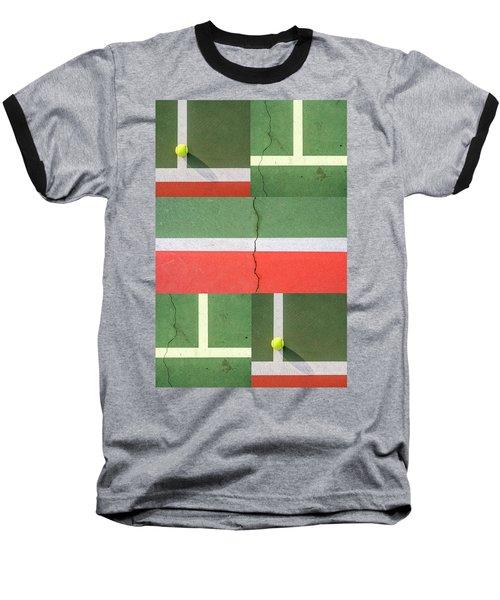 Two Balls Baseball T-Shirt