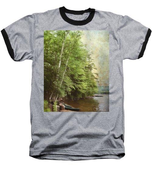 Two Birches Baseball T-Shirt