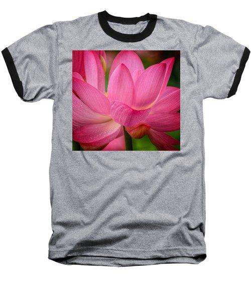 Two Blooms Baseball T-Shirt