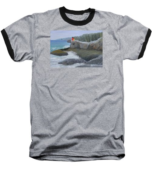 Two Brothers Baseball T-Shirt
