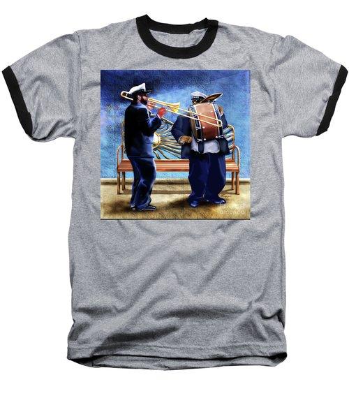 Two Da Jazz Way Baseball T-Shirt