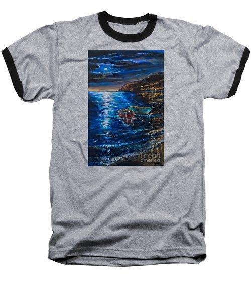 Two Dinghies Baseball T-Shirt
