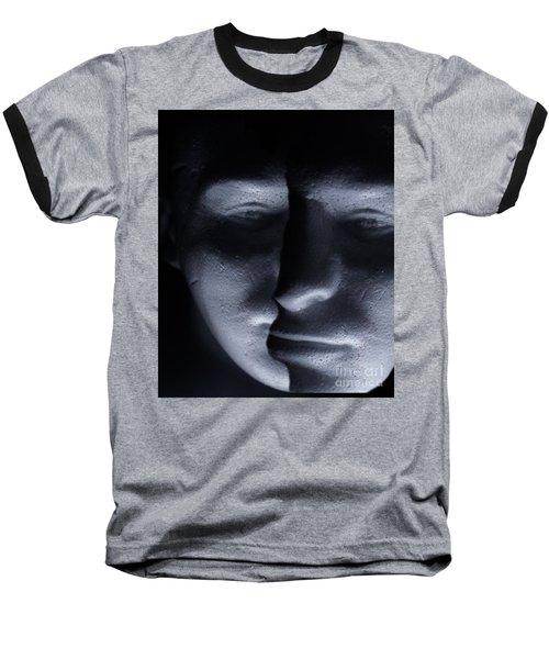 Two Faced Shadow Baseball T-Shirt