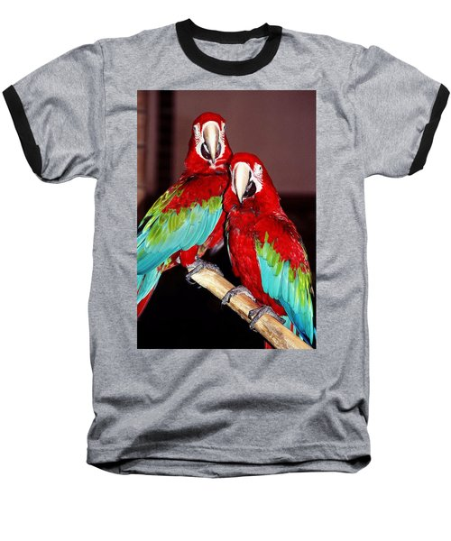 Two Friends ... Baseball T-Shirt