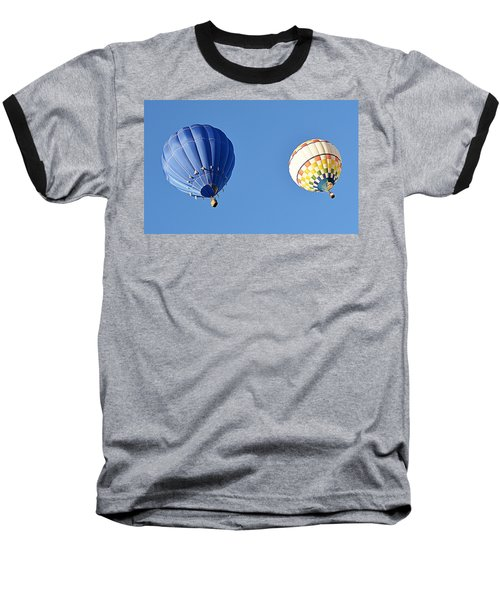 Two High In The Sky Baseball T-Shirt