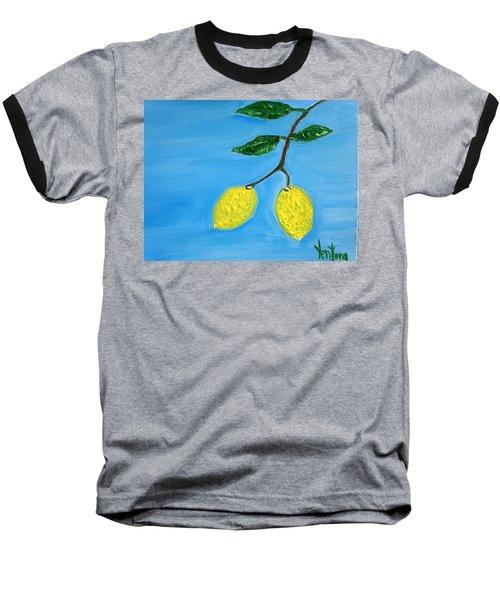 Two Lemons For Karen Baseball T-Shirt