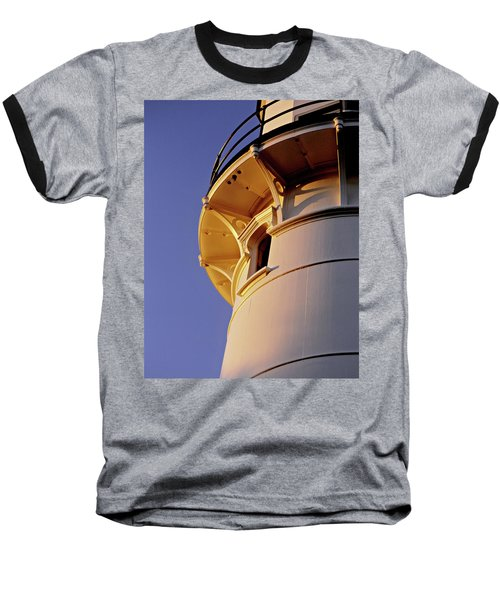 Two Lights, Cape Elizabeth Baseball T-Shirt