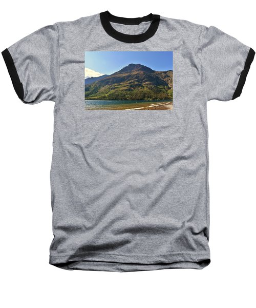 Two Medicine Lake Baseball T-Shirt