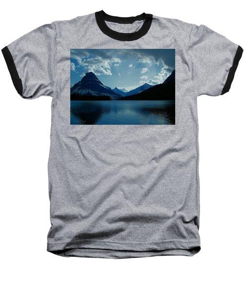 Two Medicine Lake Baseball T-Shirt