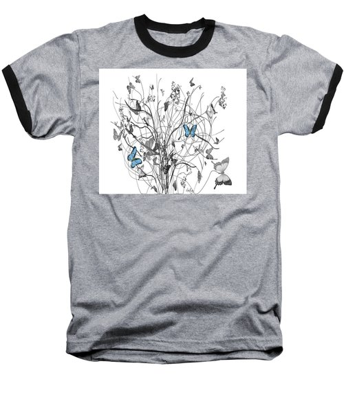 Two Of A Kind  Baseball T-Shirt