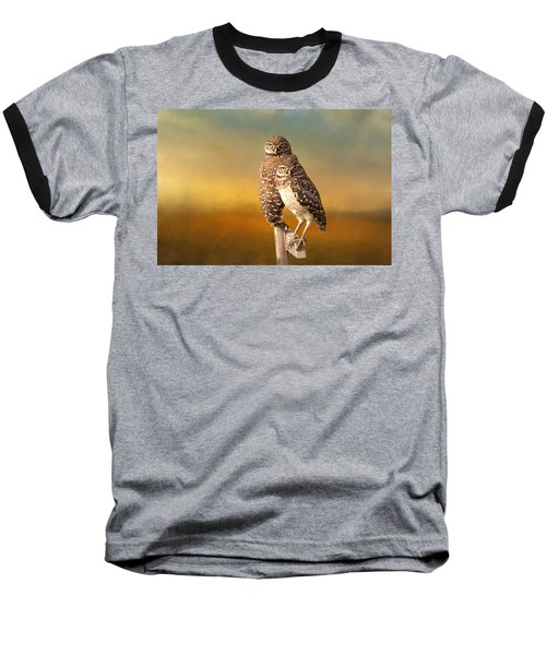 Two Of Us Baseball T-Shirt