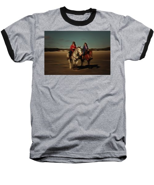 Two On The Road Baseball T-Shirt