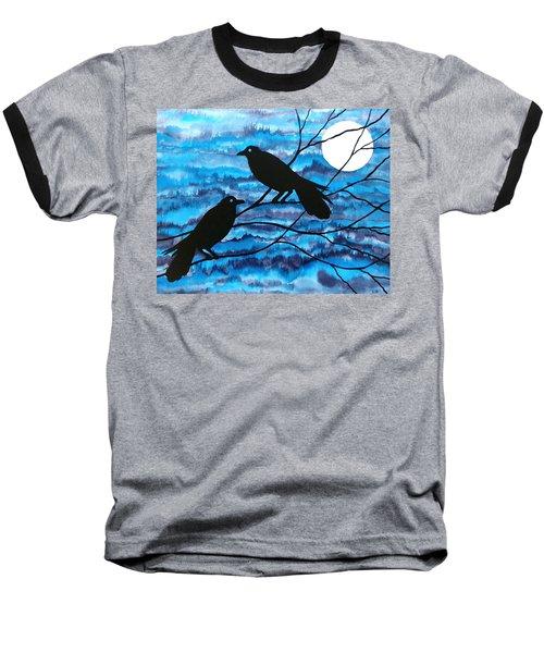 Two Ravens Baseball T-Shirt