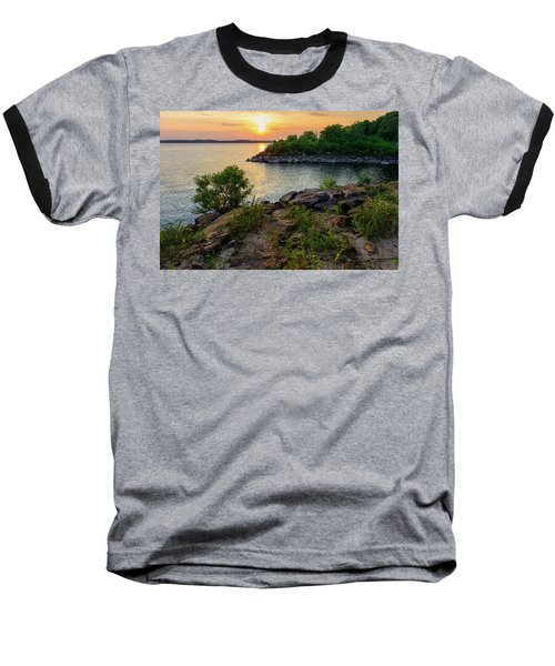 Two Rivers Trail Baseball T-Shirt