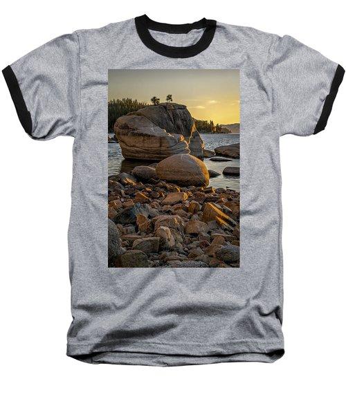 Two Small Trees Baseball T-Shirt