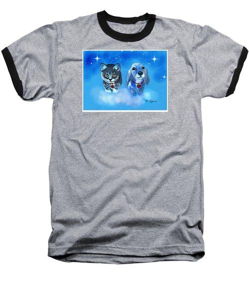 Two Sweeties Baseball T-Shirt