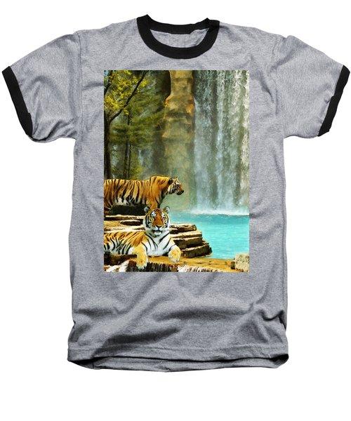 Two Tigers Baseball T-Shirt