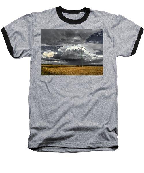Two Tone Baseball T-Shirt