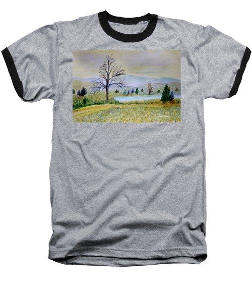 Two Tracking Baseball T-Shirt