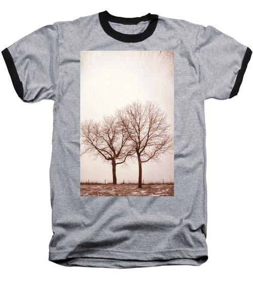 Two Trees#1 Baseball T-Shirt