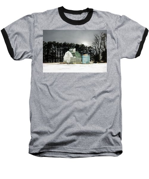 Baseball T-Shirt featuring the photograph Twos Company by Julie Hamilton