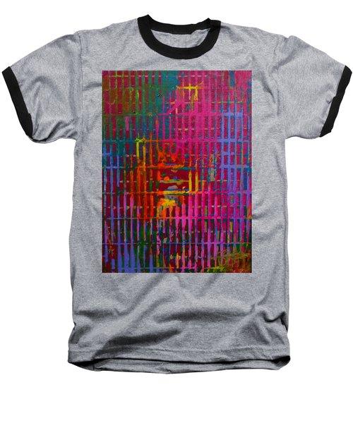Tye Dye Baseball T-Shirt