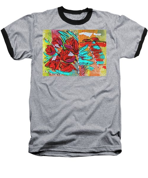 typical Holland Baseball T-Shirt