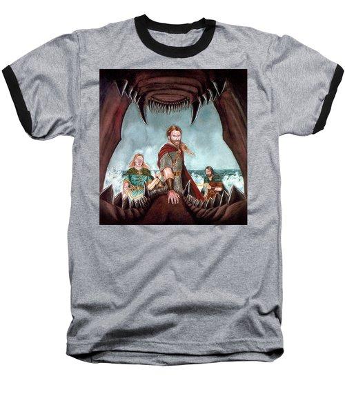 Tyr's Challenge Baseball T-Shirt