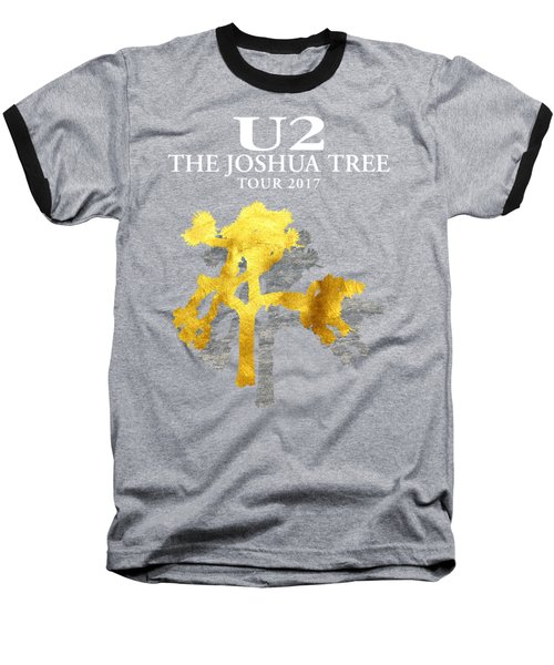 U2 Joshua Tree Baseball T-Shirt