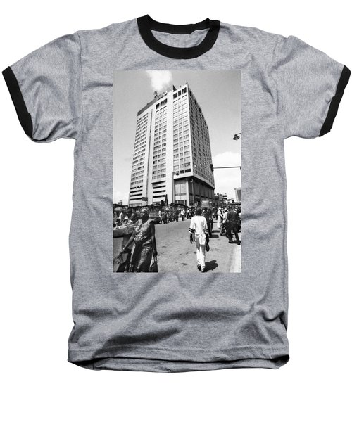 Uba Bank Marina Baseball T-Shirt