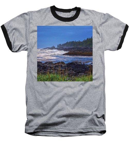 Ucluelet, British Columbia Baseball T-Shirt by Heather Vopni