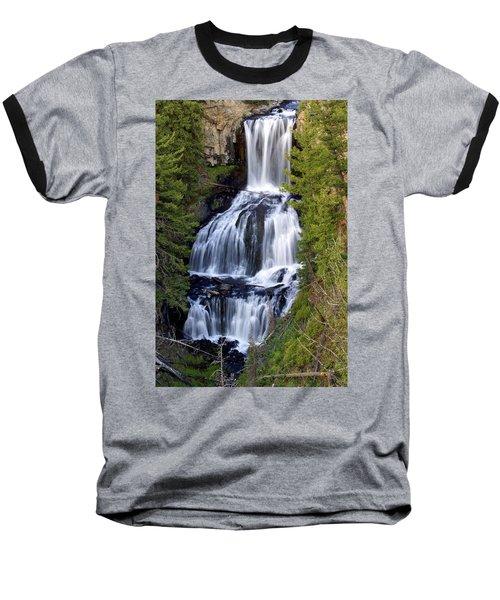 Udine Falls Baseball T-Shirt by Marty Koch