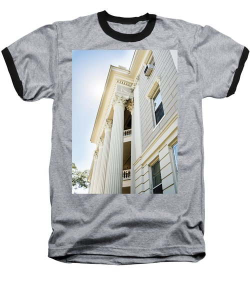 Baseball T-Shirt featuring the photograph Uga Beauty by Parker Cunningham