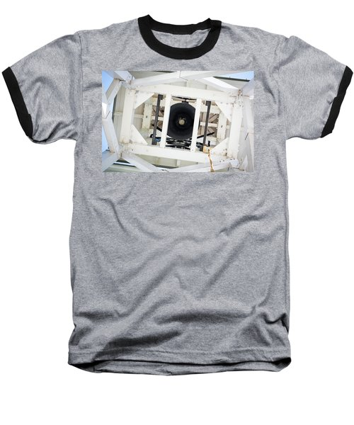 Baseball T-Shirt featuring the photograph Uga Chapel Bell by Parker Cunningham