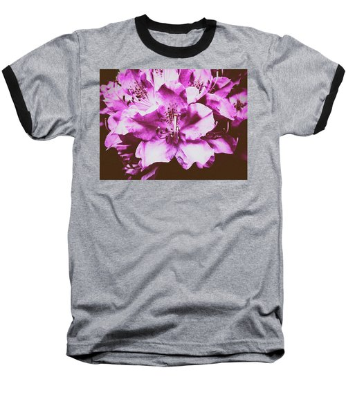 Ultraviolet Baseball T-Shirt