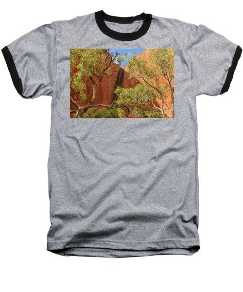 Baseball T-Shirt featuring the photograph Uluru 02 by Werner Padarin