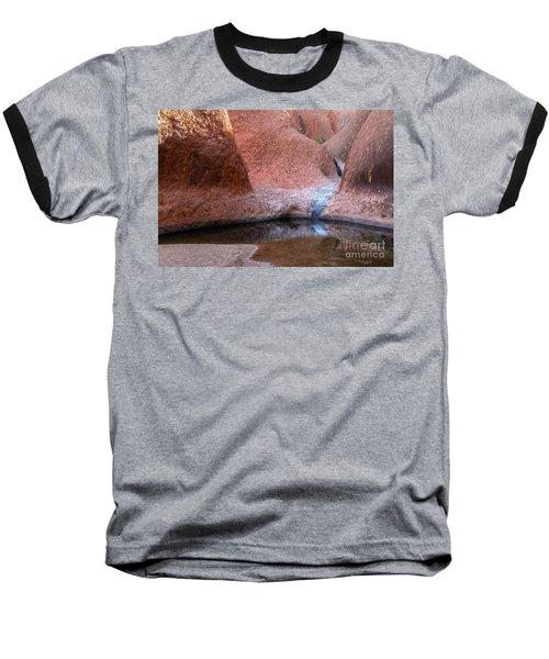 Baseball T-Shirt featuring the photograph Uluru 03 by Werner Padarin