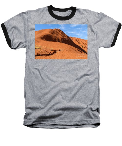 Baseball T-Shirt featuring the photograph Uluru 04 by Werner Padarin