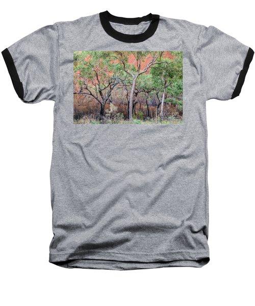Baseball T-Shirt featuring the photograph Uluru 05 by Werner Padarin