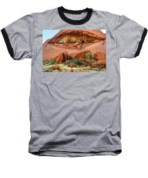 Baseball T-Shirt featuring the photograph Uluru 06 by Werner Padarin