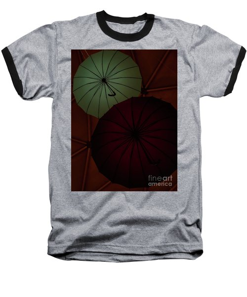 Umbrellas Baseball T-Shirt