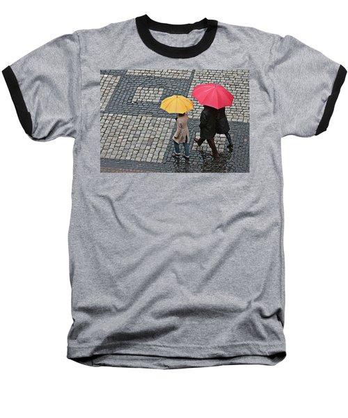 Rainy Day In Heidelberg Baseball T-Shirt