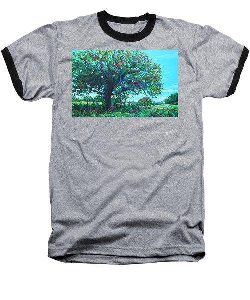 Umbroaken Stillness Baseball T-Shirt